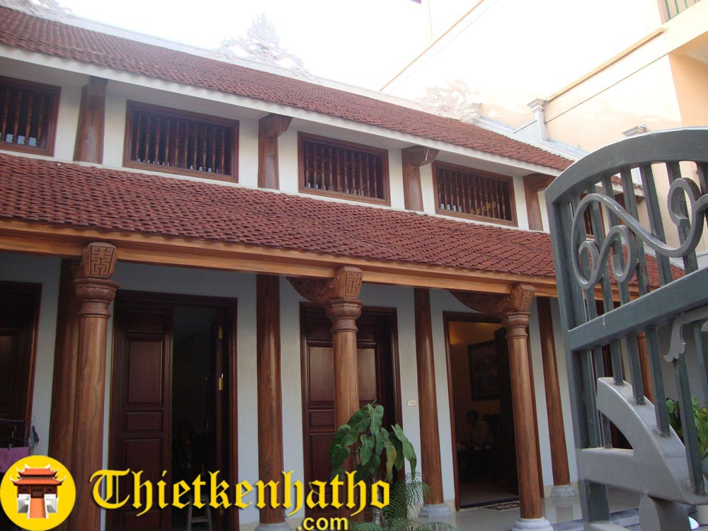 1. Nhà thờ anh Tiêu ở Hà Nội