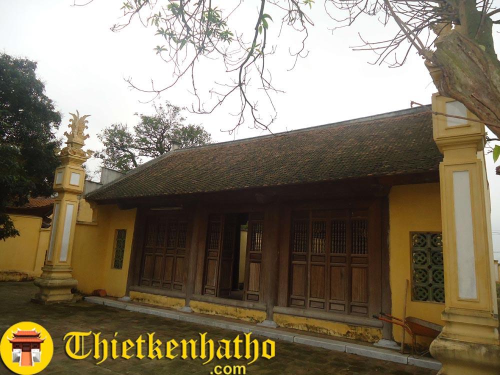 Nhà thờ đền thờ Phạm Từ