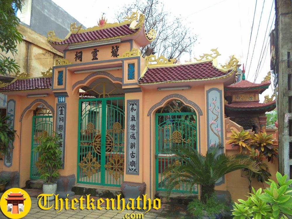 Miếu thờ ở Quỳnh Phụ Thái Bình