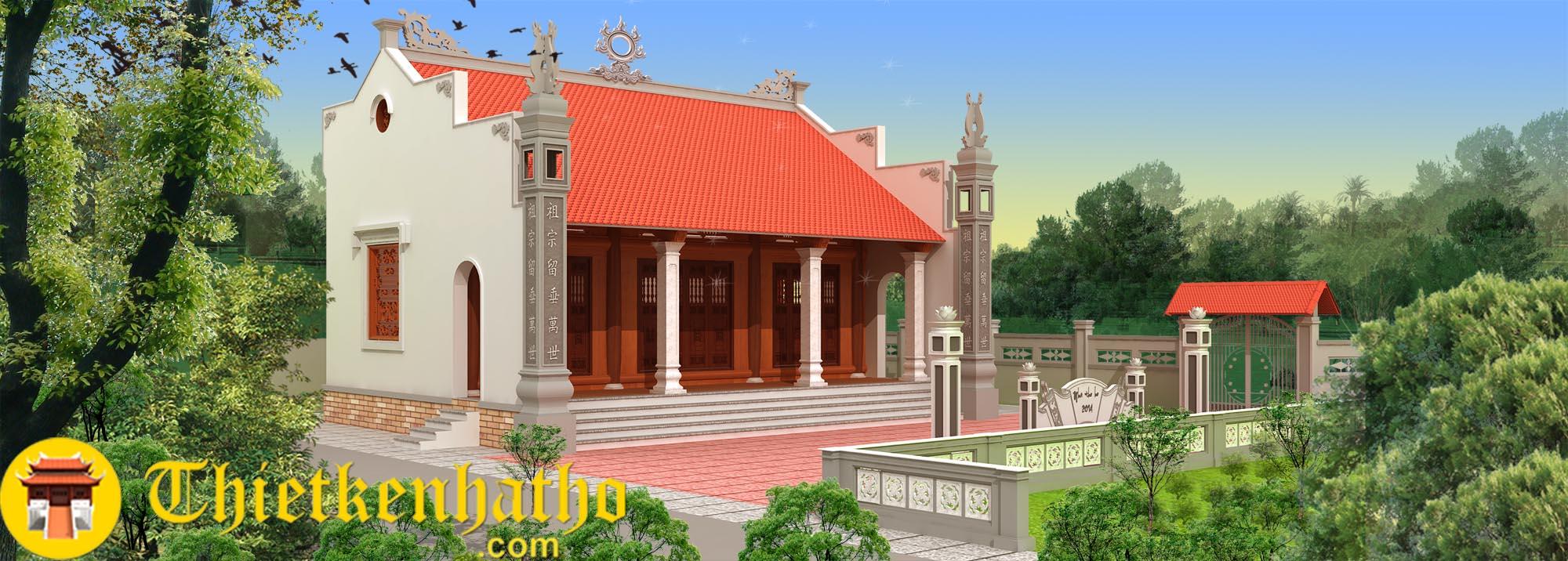 1. Nhà thờ anh Sơn - Thanh Hóa