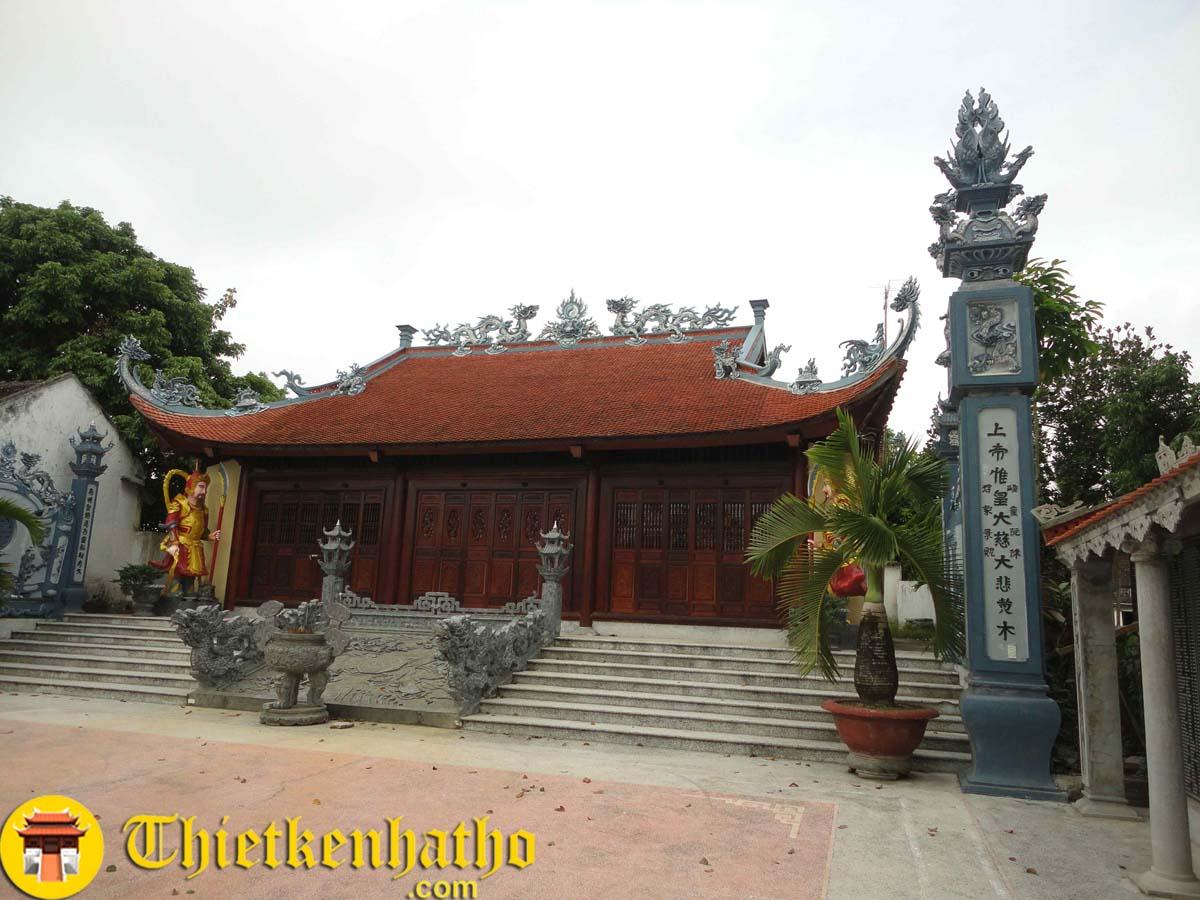 Đình làng ở Phù Cừ - Hưng Yên