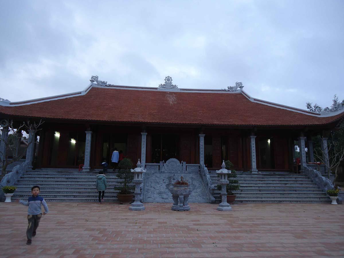 Chùa Khánh Quanh - Thanh Hóa