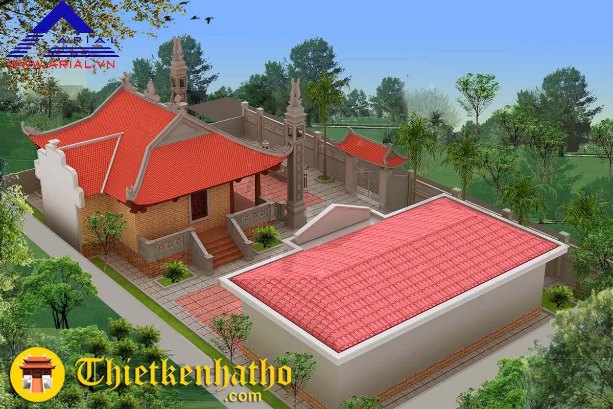 3. Nhà thờ Thành hoàng làng ở Thanh Hóa