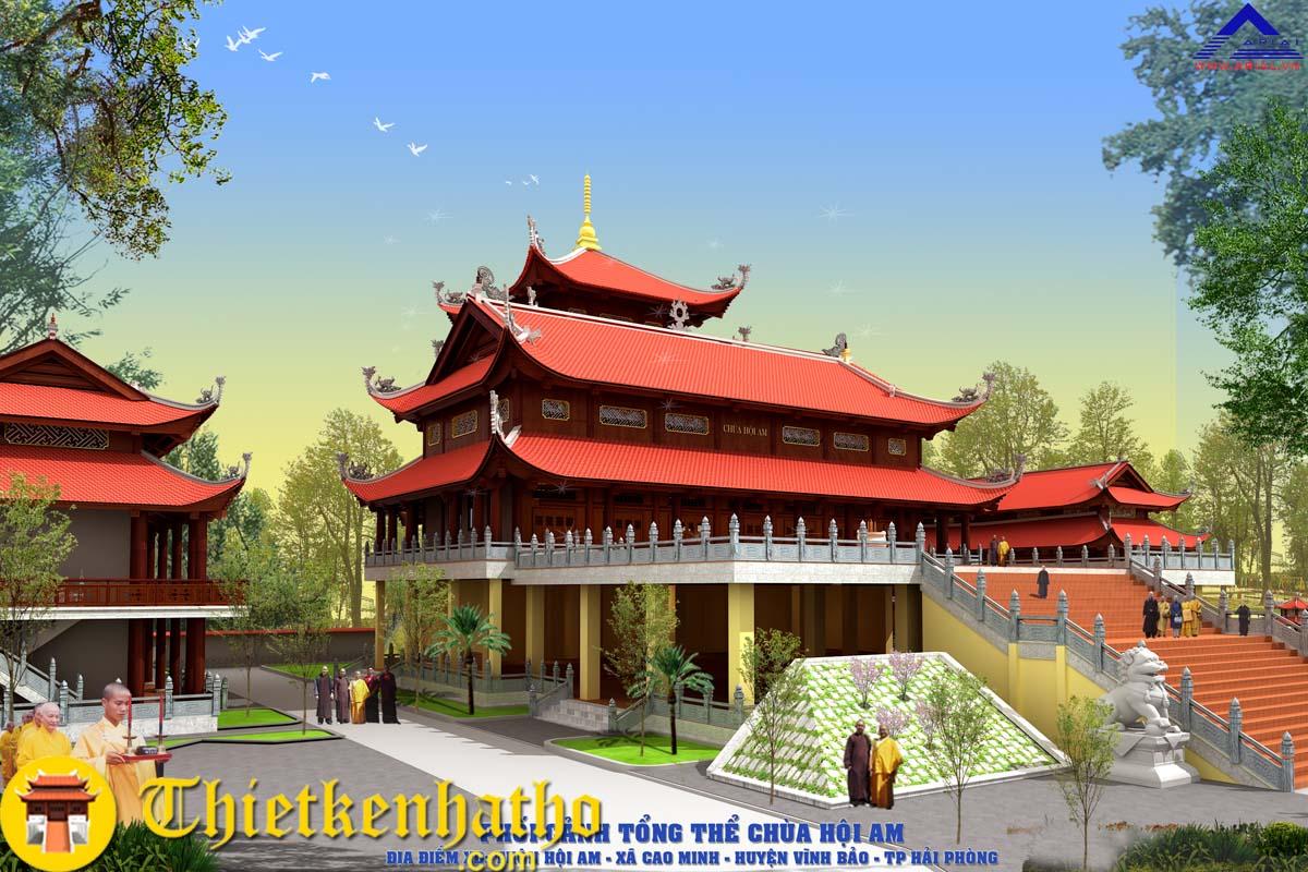 Chùa Hội Am - Vĩnh Bảo - Hải Phòng