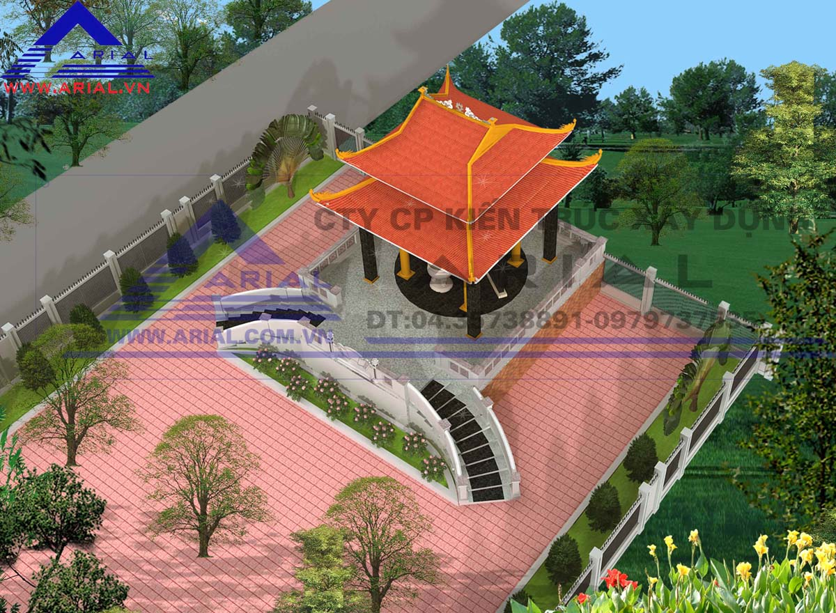 Đài tưởng niệm Liệt sỹ ở Nghi Lộc Nghệ An