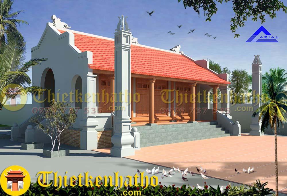 1. Nhà thờ chị Dung - Quảng Trị