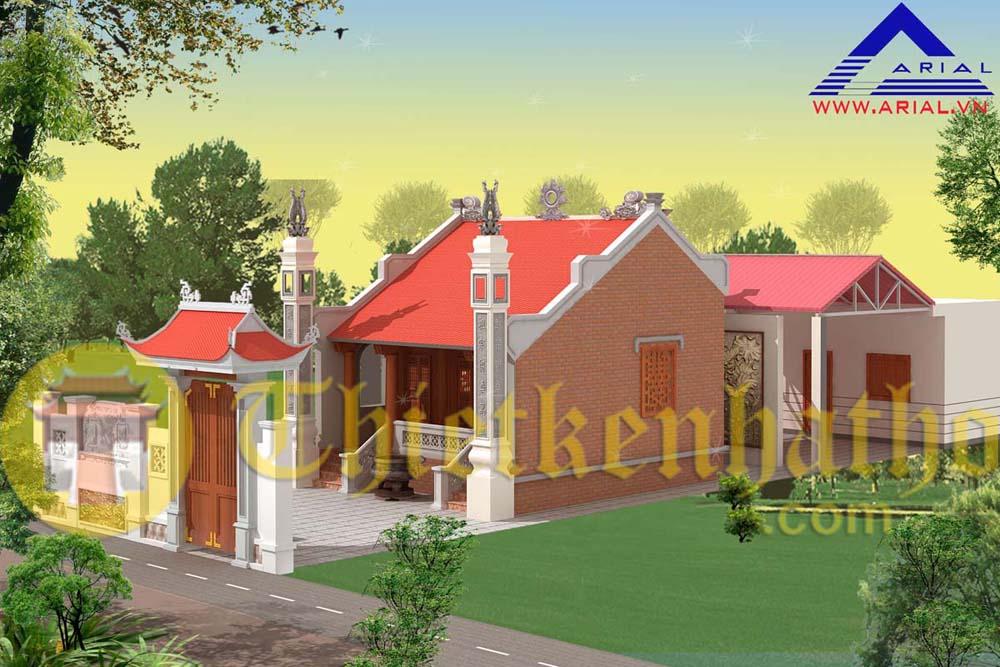 Nhà thờ cđt chú Sỹ - Quỳnh Ngọc - Quỳnh Lưu - Nghệ An