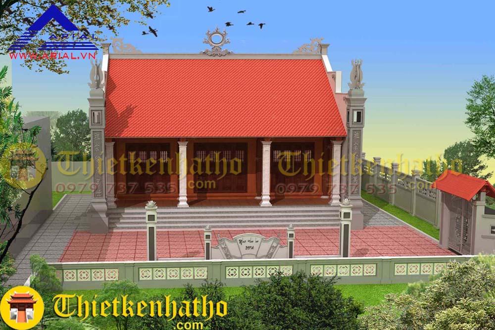 Nhà thờ anh Sơn - Thanh Hóa