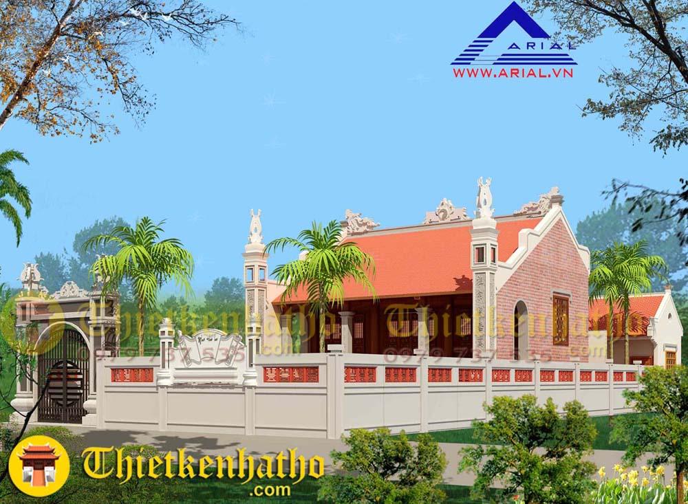 Nhà thờ anh Chiến - Thọ Xuân Thanh Hóa