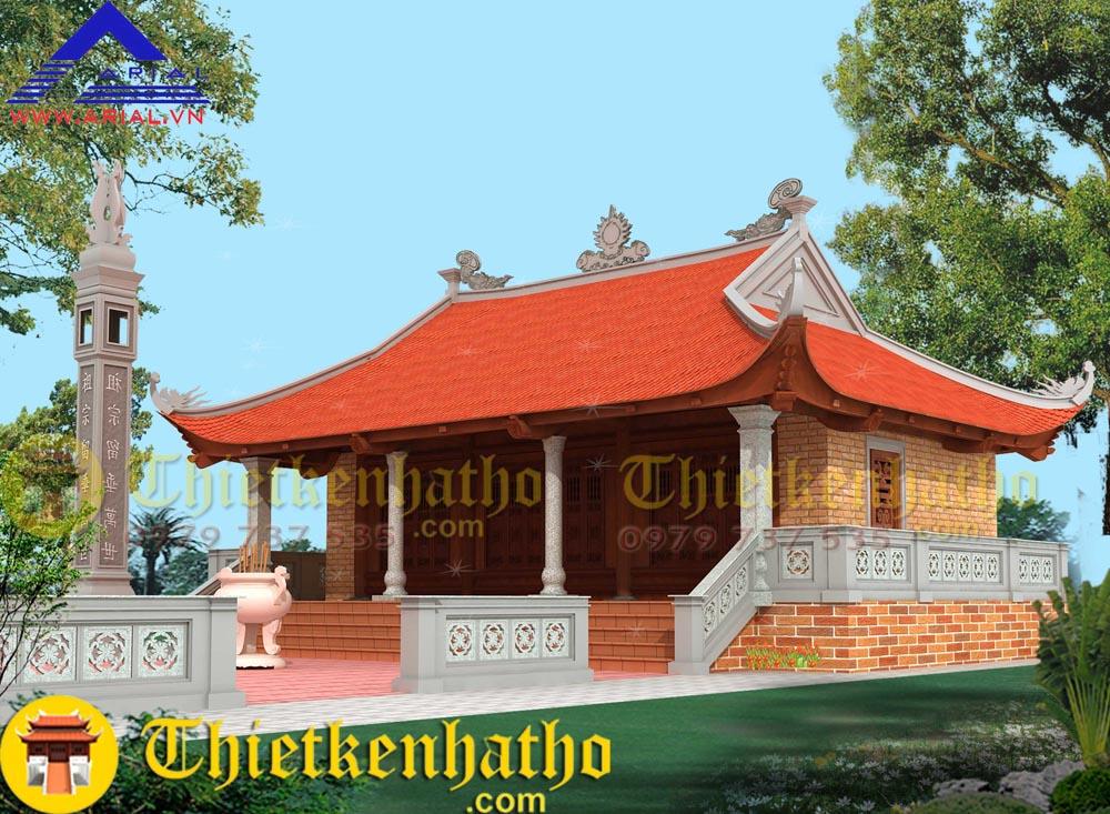 Nhà thờ anh Lâm - Yên Thành Nghệ An