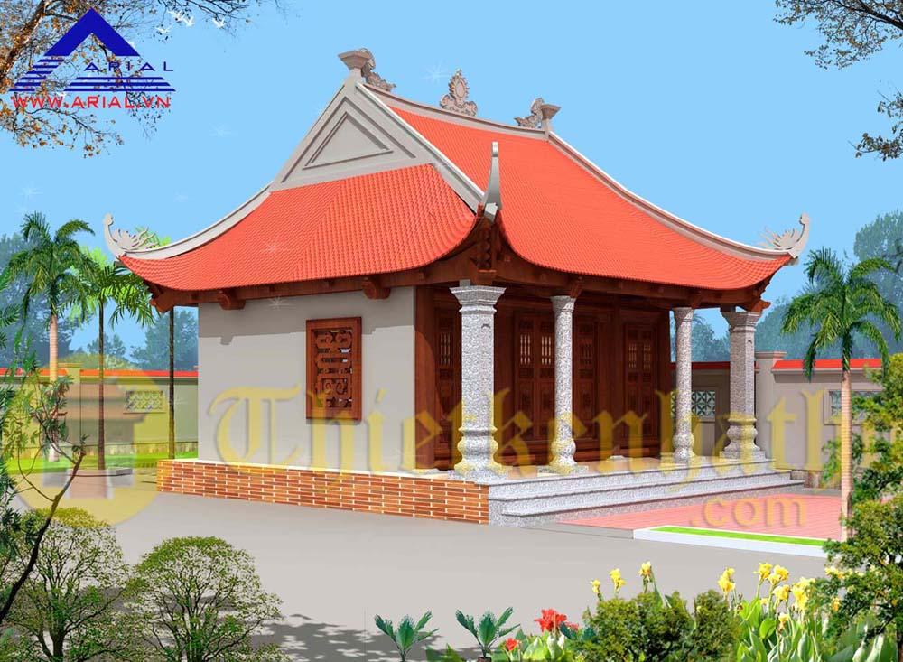 Nhà thờ cđt ông Thuật - Hưng Yên Bắc - Hưng Nguyên - Nghệ An