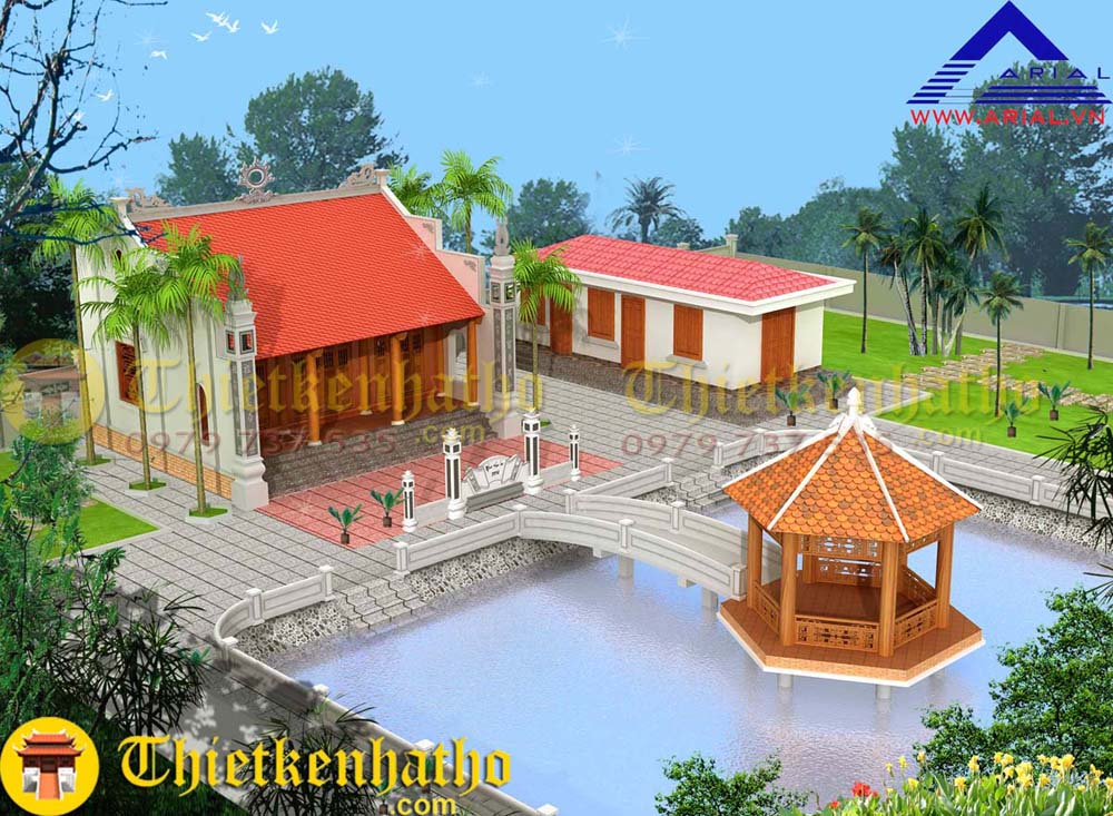 Nhà thờ anh Bình - Nông Cống Thanh Hóa
