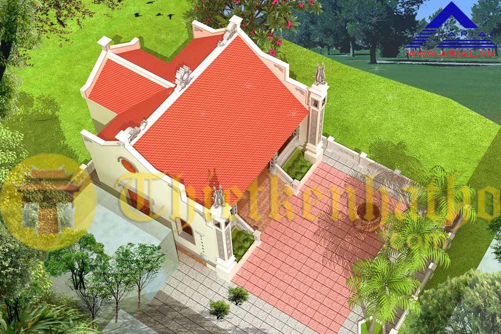 Nhà thờ cđt anh Dũng - Gia Viễn - Ninh Bình