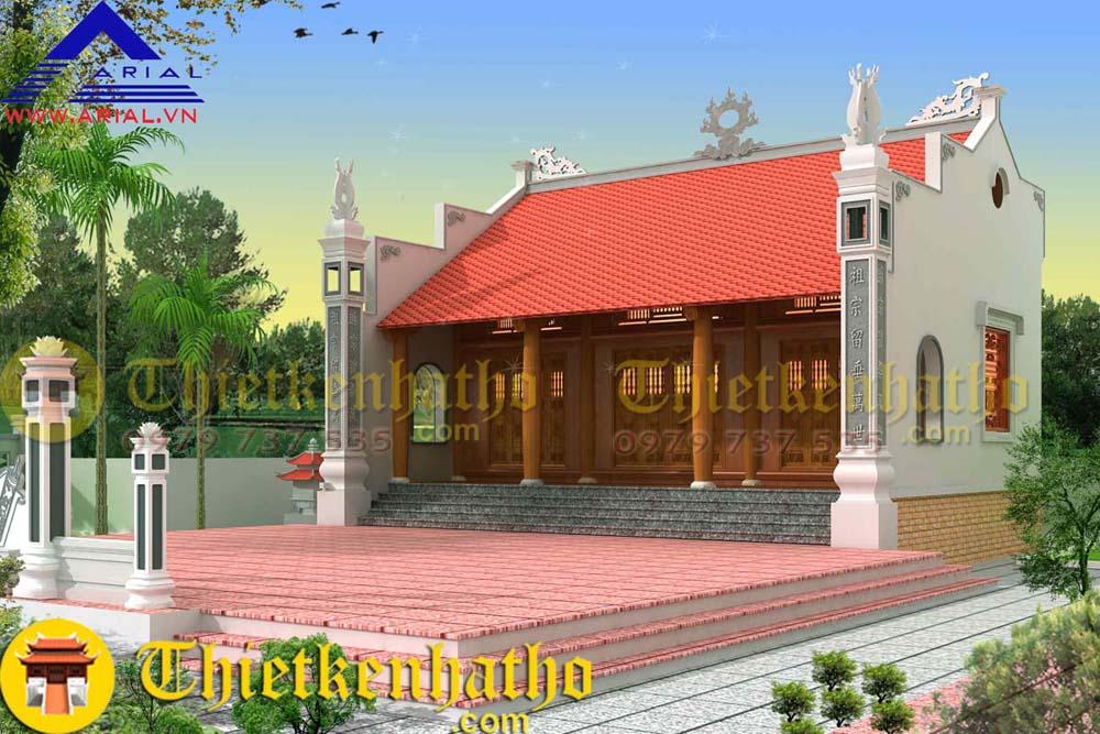 Nhà thờ cđt là anh Tuấn - Duy Tiên Hà Nam