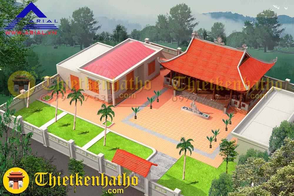 Nhà thờ cđt chú Sinh - Đông Tiến - Đông Sơn - Thanh Hóa