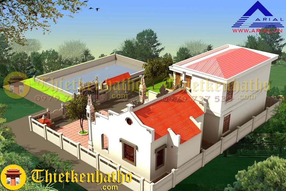 3. Nhà thờ a Tiến - Ninh Giang Hải Dương