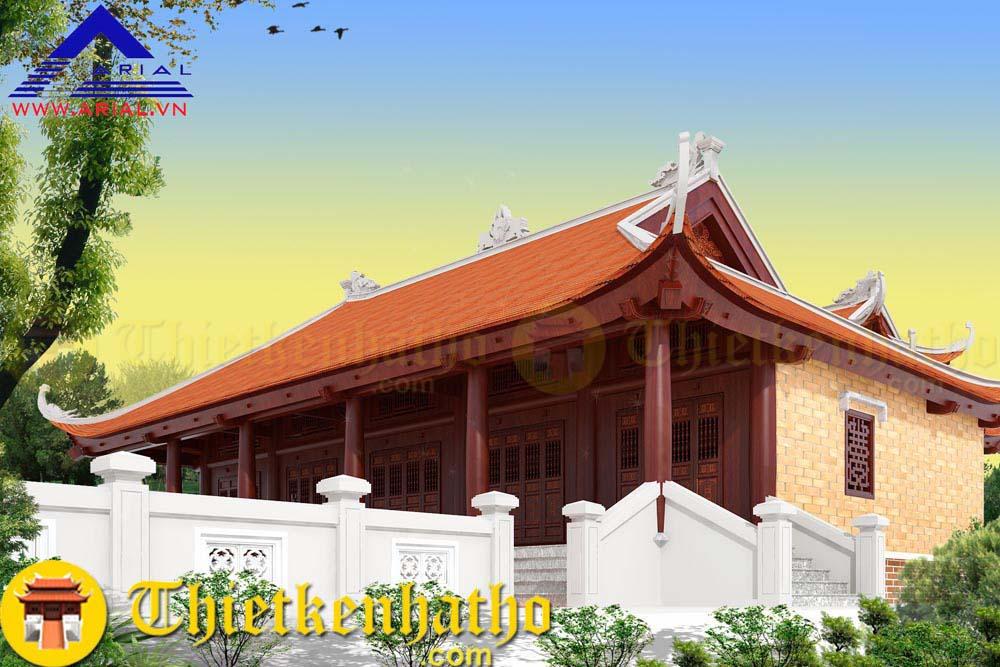 Nhà thờ cđt a Dũng - Bắc Sơn - Lạng Sơn