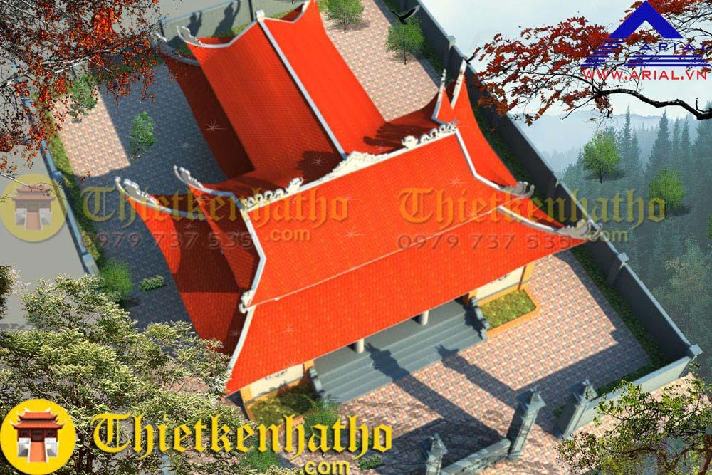 2. Nhà thờ anh Hòa - Thanh Hóa