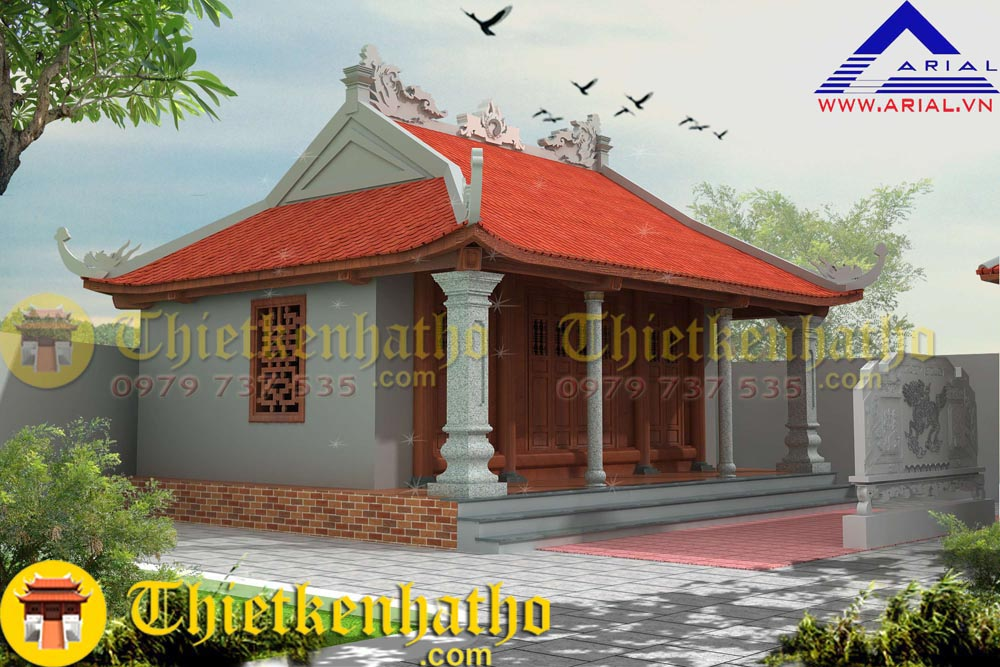 2. Nhà thờ anh Huân  - Nghệ An