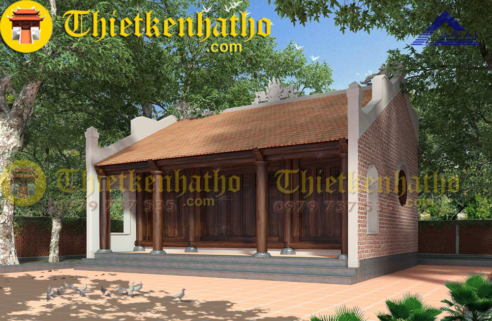 1. Nhà thờ anh Ngạn  - Hà Nam