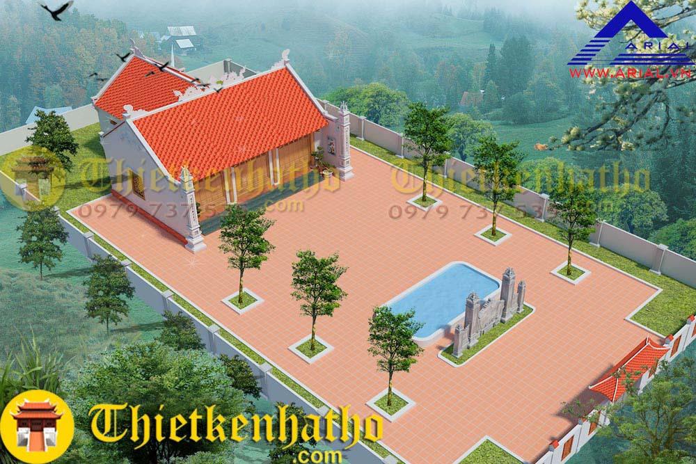 Nhà thờ anh Sơn - Hà Nội