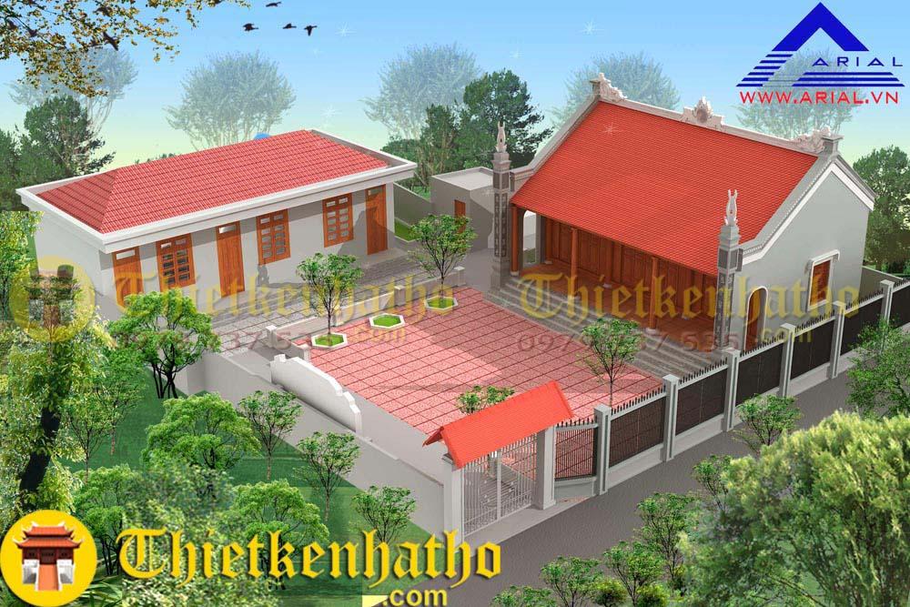 Nhà thờ anh Việt Anh - Hà Nam