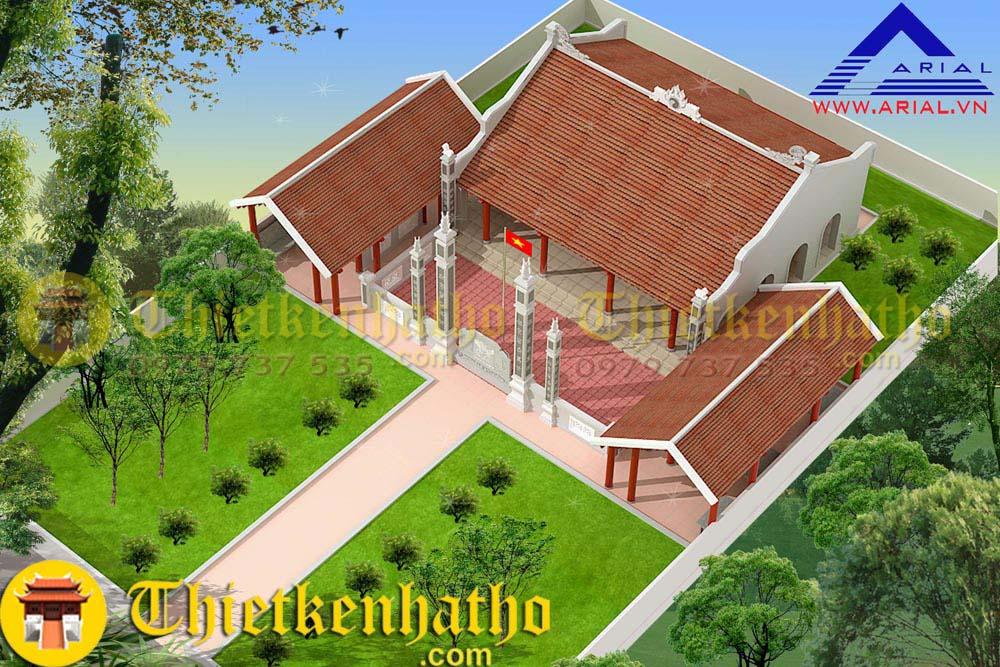 1. Nhà thờ chú Trình - Nghệ An