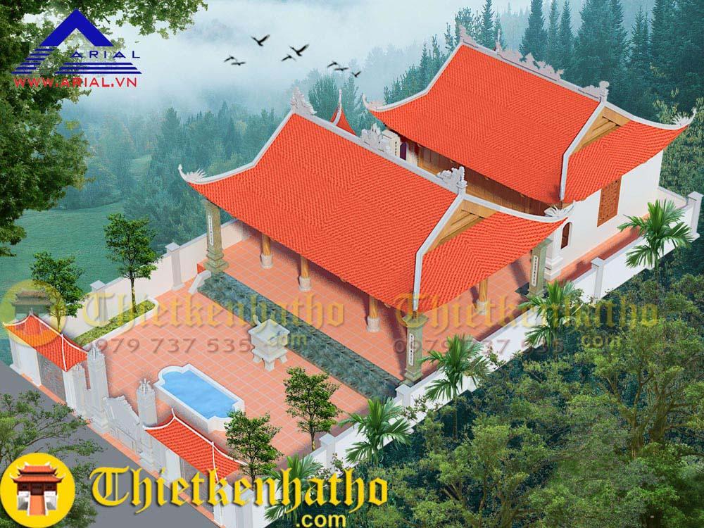 Nhà thờ họ Nguyễn - Nghệ An