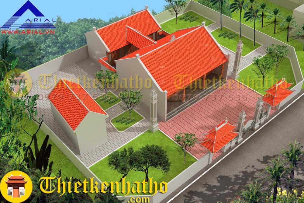 1. Nhà thờ họ Vũ - Nam Định