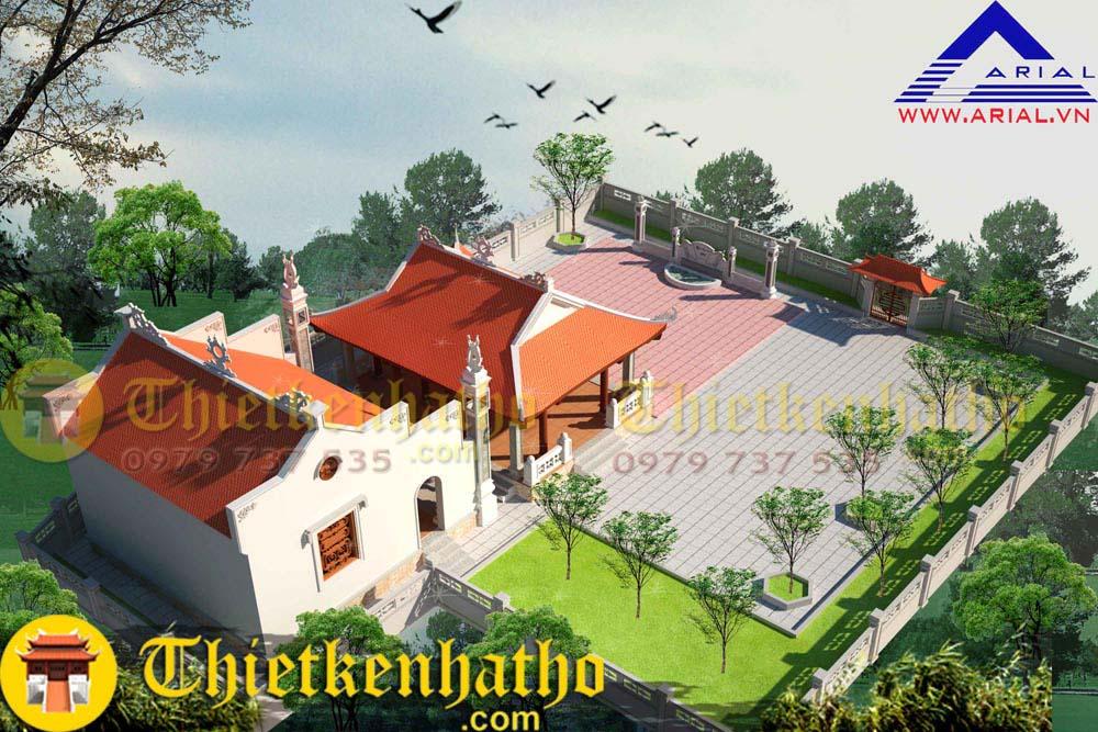 3. Nhà thờ họ Phạm Duy - Hà Tĩnh