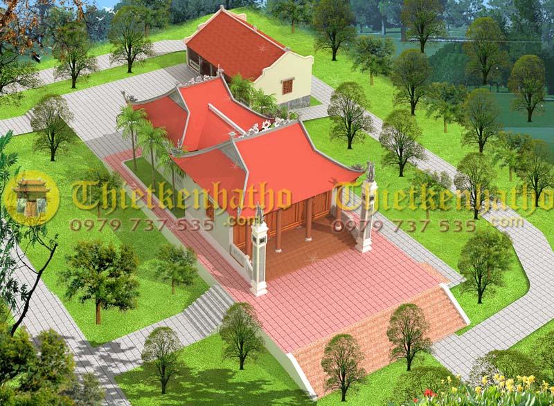 9. Đền Dành - Bắc Giang