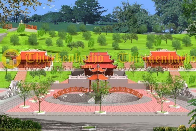 Đền Truông Bát - Thạch Hà Hà Tĩnh