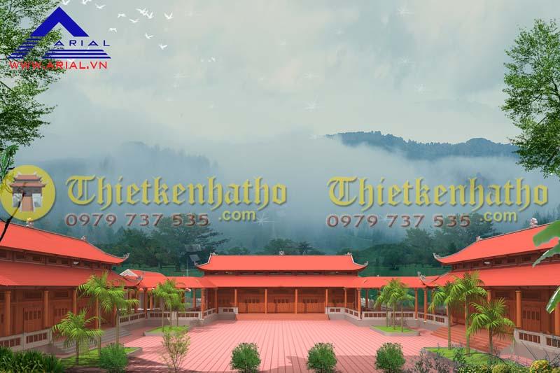 2. Chùa Thiên Thanh - Thanh Hóa