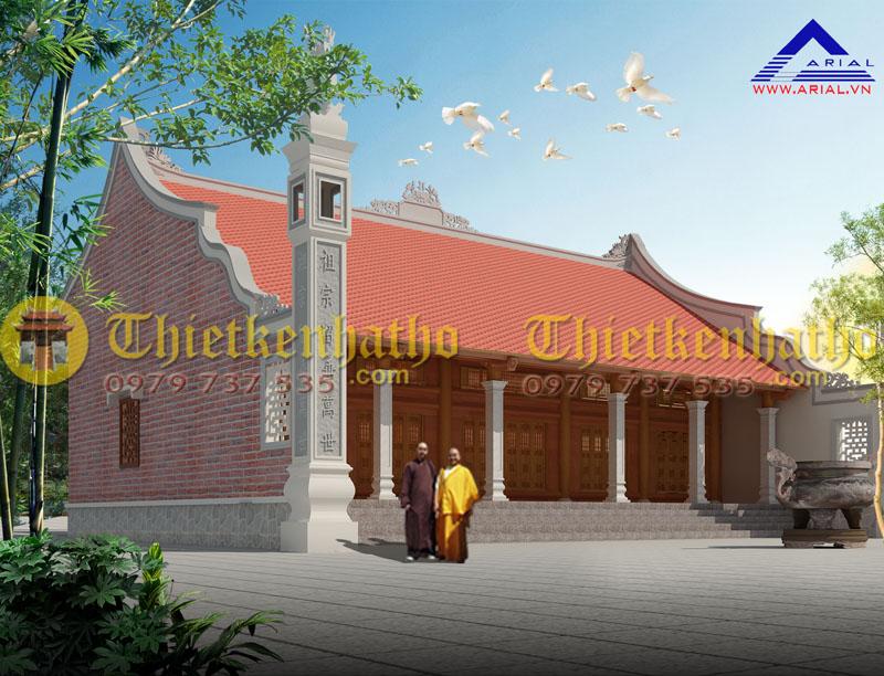 8. Chùa Làng São - Phú Thọ
