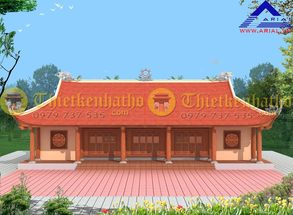 Nhà 5 gian Vũ Thư - Thái Bình