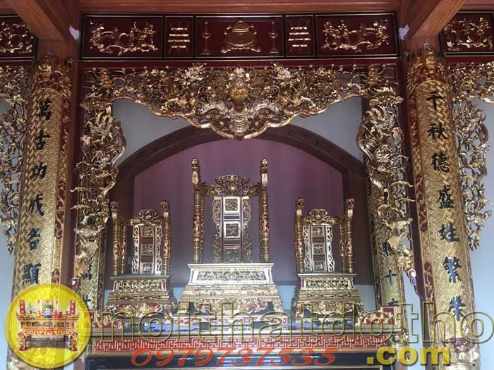 5. Đồ thờ nhà thờ Mỹ Đức HN