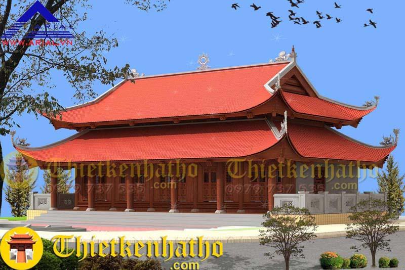 Nhà thờ cđt a Trọng - Hà Tây