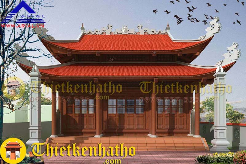 Nhà thờ họ Nguyễn - Hải Dương