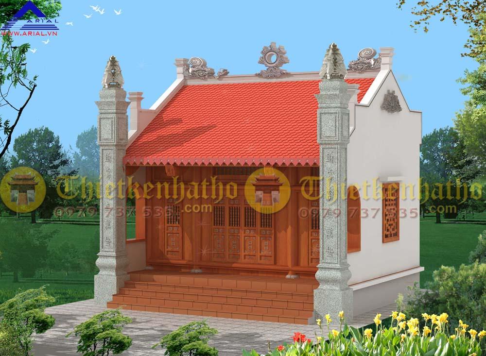 8. Nhà thờ 2 mái cđt Vũ Hà ở Gia Viễn Ninh Bình