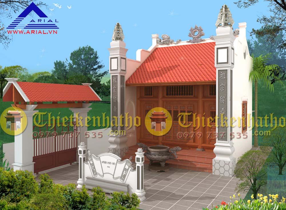 7. Nhà thờ 2 mái cđt a Phường - Nam Trực - Nam Định