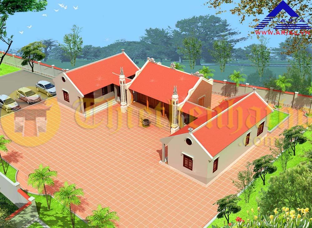 5. Nhà thờ cđt a Công ở Bắc Ninh