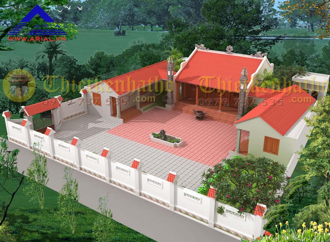 4. Nhà thờ cđt chị Hà ở Kinh Môn Hải Dương