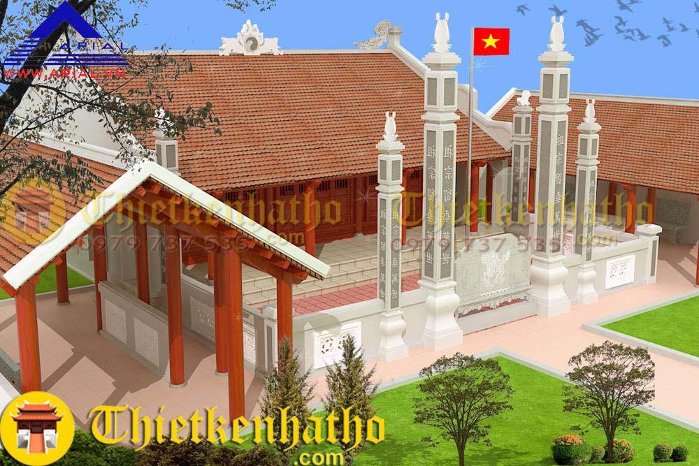 6. Nhà thờ cđt a Trình ở Nghệ An