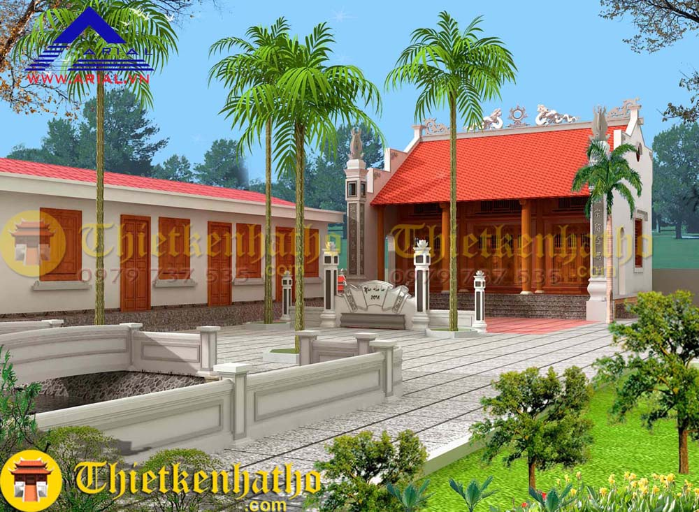 8. Nhà thờ cđt anh Hiếu ở Yên Mỹ Hưng Yên