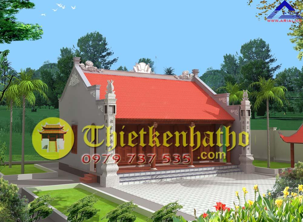 12. Nhà thờ cđt anh Đức ở Hải Phòng