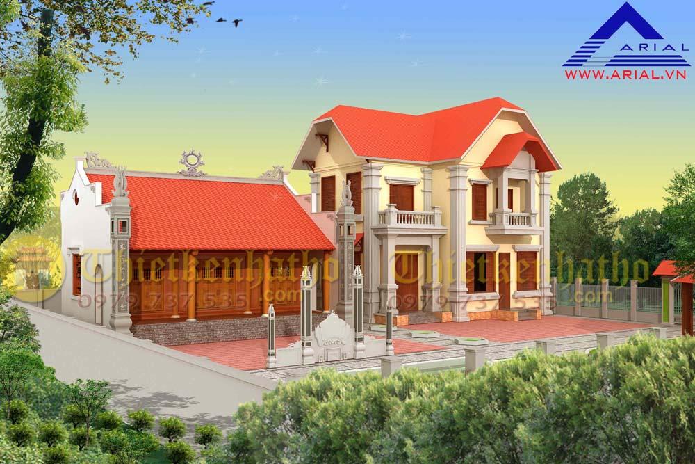 9. Nhà thờ cdt chú Chăm ở Bắc Ninh