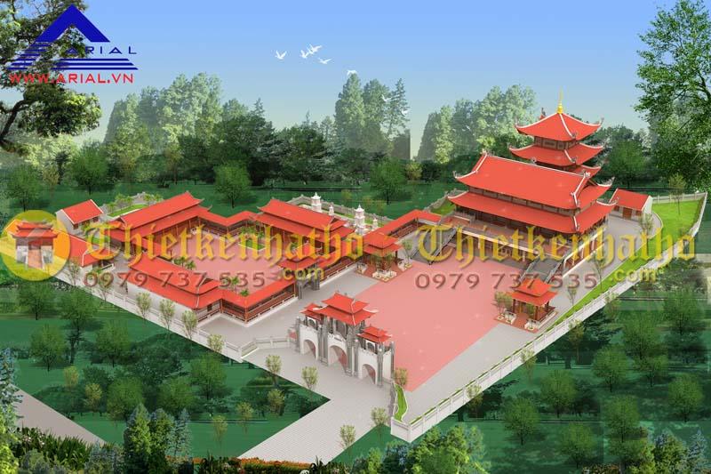 9. Chùa Thiên Thanh, Triệu Sơn, Thanh Hóa