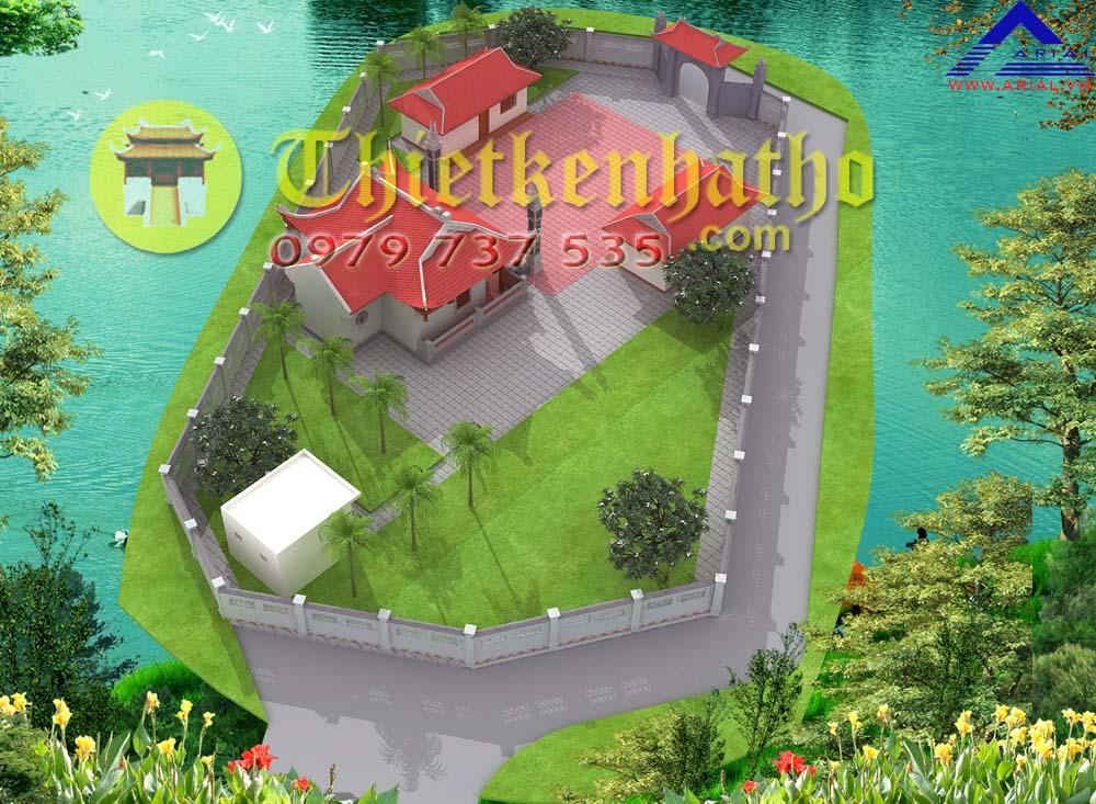 1. Công trình ở Thanh Hóa